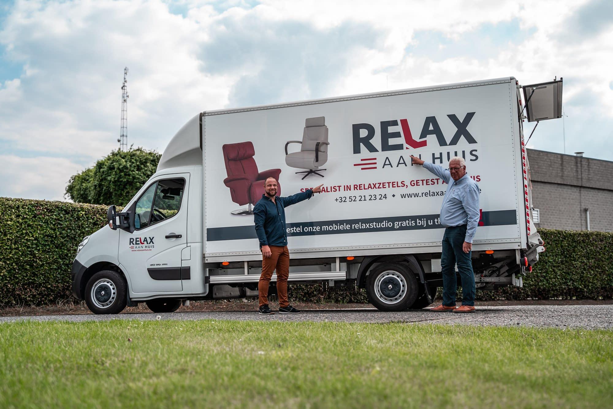 Relax Aan Huis | Partner van Zetels De Man